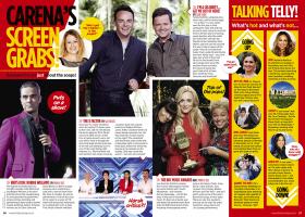 Carena's hottest TV tips!