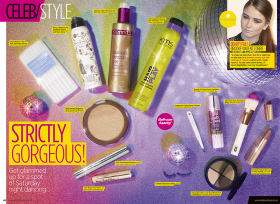 All the best beauty tips!